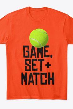 game set match no my fault ace shot tennis no love smash Tennis Shirts, Game, Fun, Cool Shirts, Venison, Gaming, Funny, Games, Hilarious
