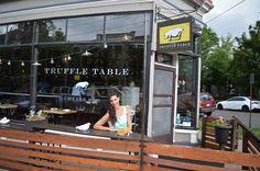 The Truffle Table Date Night in Denver http://www.haleebandhoney.com/date-night/