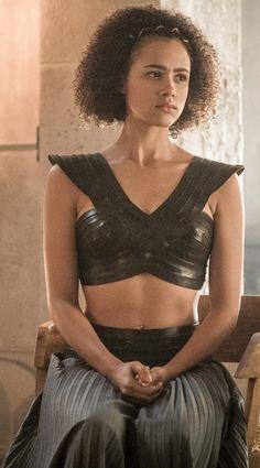 Missandei sad without Daenerys