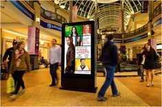 Digital Signage Reaching Consumers At Philadelphia's King of ...