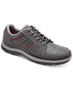 Image 1 of Rockport Men's Get Your Kicks Mudguard Blucher Casual Shoes