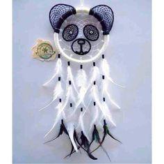 A panda dream catcher on We Heart It                                                                                                                                                                                 More