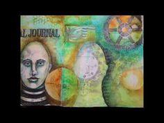 Artist Spotlight for Jerry's Artarama with Pam Carriker StencilGirl Stencils