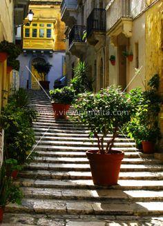 Stairs - Malta