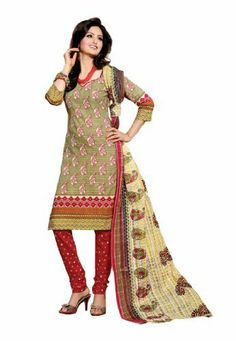 Fabdeal Indian Designer Pure Cotton Light Green & Maroon Printed Salwar Fabdeal Inc, http://www.amazon.fr/dp/B00IRBABYY/ref=cm_sw_r_pi_dp_uAuotb0ZK034H