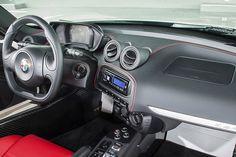 Alfa Romeo 4C Spider 1750 TBI 240 ch
