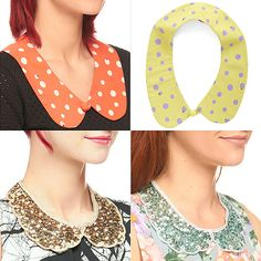 Sweet Little Peter Pan Collars