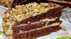 Очень простой и необычный рецепт вкусного торта. Приготовить сможет любой.