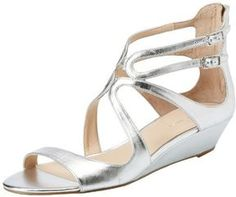 20978f274 Nine West Women s Vionney Wedge Sandal - ShopStyle