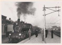 Station Dordrecht (jaartal: 1950 tot 1960) - Foto's SERC