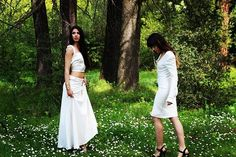 White Dress, Collection, Dresses, Fashion, Vestidos, Moda, Gowns, Fasion, Dress