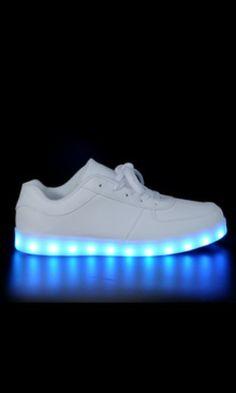 6b744a2343 Las 17 mejores imágenes de zapatos luminosos