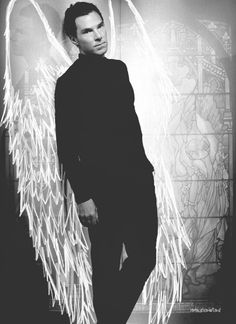 I may be on the side of the angels, but don't think for a minute that I'm one of them