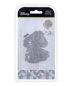Look what I found on #zulily! Disney Princess Beauty & the Beast Die & Face Stamp Set #zulilyfinds