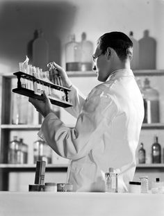 Chemical Lab, 1949