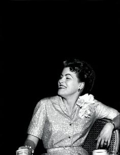 "Patsy Cline.  When I was a baby, my parents took my aunt and uncle to the Grand Ole Opry. Afterwards you used to be able to meet the artists at the side of the Ryman, which my family did. My mother was carrying me as they went up to meet Patsy. Someone who also had come to meet her said to Patsy ""Kiss the baby, Patsy!"" Patsy patted my arm and said ""Some mamas don't want strangers kissing their babies!""  So I just got an arm pat instead of a kiss from the great Patsy Cline."