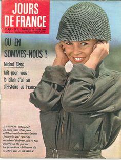 Brigitte Bardot - Jours de France n°240, 20 juin 1959