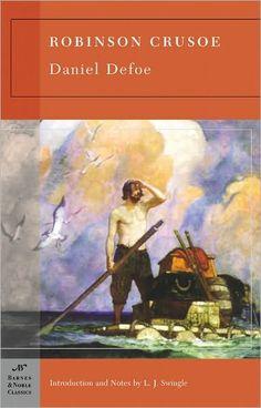 Robinson Crusoe by Daniel Defoe (88-17)
