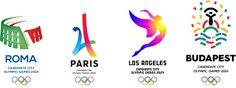 Imagini pentru budapest olympic logo