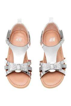 301d58f934a Sandały z aplikacją  Kidsandalsgirl Ladies Sandals