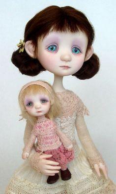 Ana Salvador Dolls