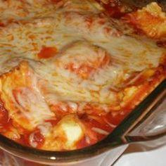 Baked Ravioli Allrecipes.com