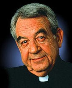 Father Dowling Mysteries (1987 TV/based on my father's books). Tom Bosley as Father Frank Dowling.
