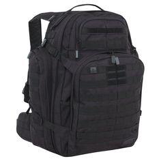 SOG Barrage Internal Frame Backpack Black - YPB002SOG-008