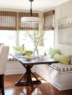 Incredibly fabulous breakfast nook design ideas