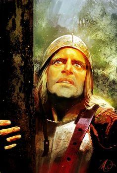Werner Herzog's Aguirre: The Wrath of God (1972) - Klaus Kinski by Massimo Carnevale