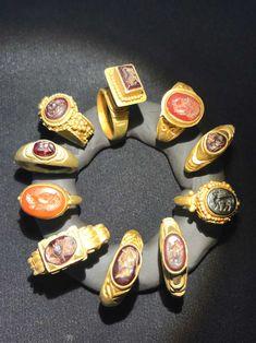 Ancient Gold Ornaments