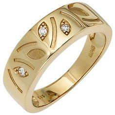 Beautiful Rings, Heart Ring, Wedding Rings, Rose Gold, Ebay, Engagement Rings, Jewelry, Trends 2018, Medium