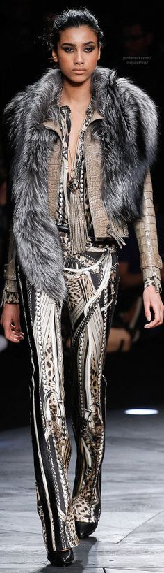 Fall 2014 Ready-to-Wear Roberto Cavalli