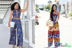 It's time for some African Jumpsuit, or otherwise, some beautiful Ankara jumpsuit styles 2021 loved 🙂 Every woman loves Fashion and especially when you can make it simple yet classy. Explore Ankara's designs to the fullest ladies. What can go wrong with a well-tailored Ankara jumpsuit, It's is a classy and convenient one-piece outfit. Ankara […] This post African Jumpsuit: 45 Latest Ankara Jumpsuit Styles (Updated) appeared first on OD9jastyles African Jumpsuit, Ankara Jumpsuit, Ankara Skirt And Blouse, African Dress, Ankara Short Gown Styles, Trendy Ankara Styles, Jumpsuit Images, African Fashion Ankara, Nigerian Fashion