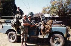 C (Rhodesia) Squadron 22 SAS Regiment – The official website of the C (Rhodesia) Squadron 22 Special Air Service Regimental Association Military Guns, Military Art, Military History, Military Vehicles, Special Air Service, Armored Fighting Vehicle, All Nature, Military Equipment, Land Rover Defender