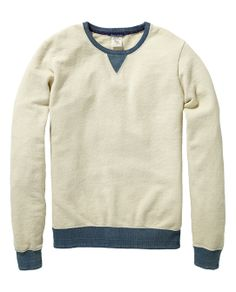 Home Alone Classic crew neck sweater|sweat|Men Clothing at Scotch & Soda