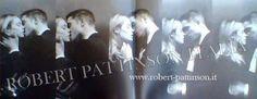 Fotos De Robert Pattinson Beijando Modelo Para A Dior Em Melhor Qualidade