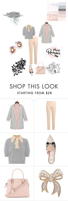 """""""Untitled #1849"""" by fanisikelianou on Polyvore featuring Givenchy, Chloé, Fendi, Kate Spade, Anne Klein and Bling Jewelry"""