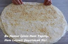 Both the Preparation and Taste of This Pastry Will Surprise You - Türkische Küche Ideen Homemade Beauty Products, Food And Drink, Bread, Ethnic Recipes, Wordpress Theme, Magazine, Essen, Brot, Magazines