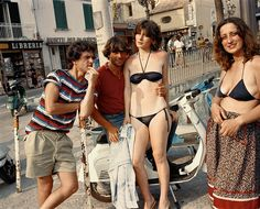 Amalfi, 1982 | Charles H. Traub - Dolce Via: Italy in the 80s