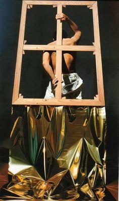 Le paintre, 1990 - Nicolae Maniu