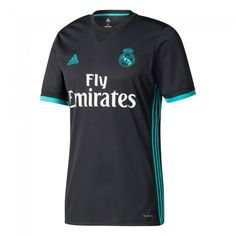 Real Madrid Stadium Away Men Soccer Jersey Personalized Name and Number Brand: Adidas Gender: Men's Adult Model Year: Material: Polyester Type of Brand Logo: Embroidered Type of Team Badge: Embroidered Football Chelsea, But Football, Best Football Team, Adidas Football, Football Kits, Adidas Real Madrid, Real Madrid Soccer, Camisa Adidas, Adidas Shirt