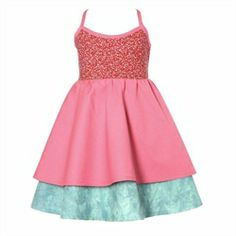 Osas Dress- Isossy Children