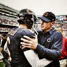 Jay Cutler Chicago Bears Coach, Jay Cutler, Coaches, Captain Hat, Football, Sports, Life, Style, Soccer
