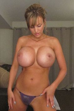 Trophy wife naked