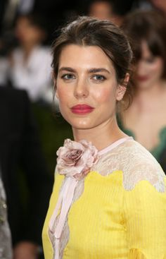 Charlotte Casiraghi - uncanny resemblance to her mother, Princess Caroline - Charlotte Casiraghi is the granddaughter of Princess Grace of Monaco