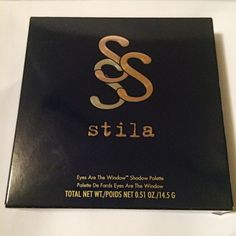 """Stila """" Soul """" palette Never used. Comes with eye shadow booklet. Stila Makeup Eyeshadow"""