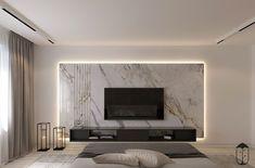 37 amazing tv unit design ideas for your living room 32 Modern Tv Unit Designs, Living Room Tv Unit Designs, Tv Unit For Bedroom, Tv Wall Unit Designs, Bedroom With Tv, Modern Tv Room, Modern Living, Small Living, Modern Tv Wall Units