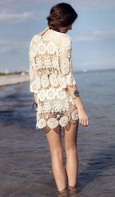 tao crochet dress