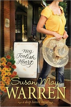 Love this charming story! Find it here: http://www.susanmaywarren.com/books/myfoolishheart/